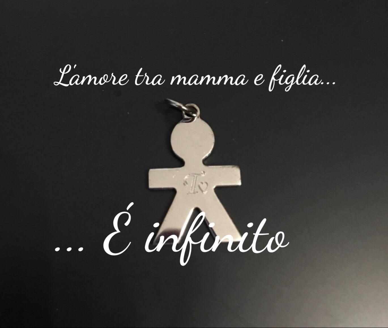 grande vendita 9d50b c904a Gioielli Mamma & Filglia - L'amore tra mamma e figlia é ...