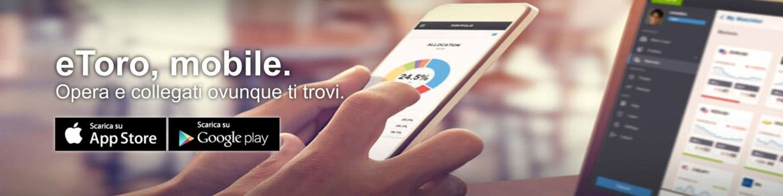 Trading Mobile eToro