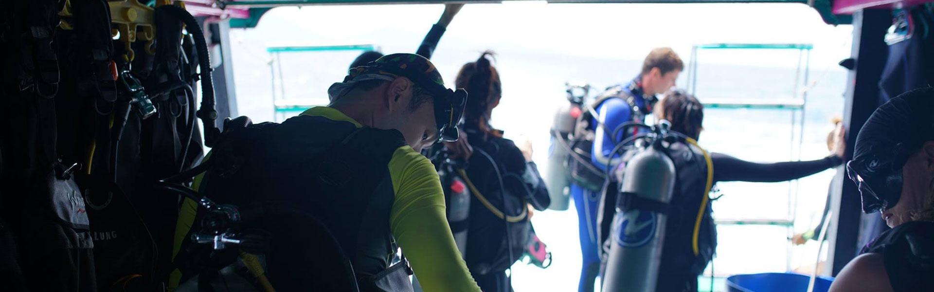 Diving, Dive Courses & Snorkeling