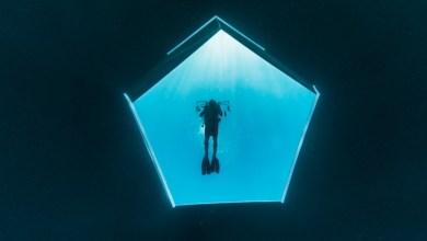 Doug Aitken - Underwater Pavilions