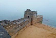 אתר צלילה יחודי - החומה הסינית