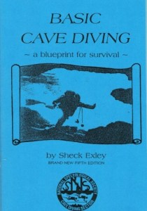 Basic Cave Diving book