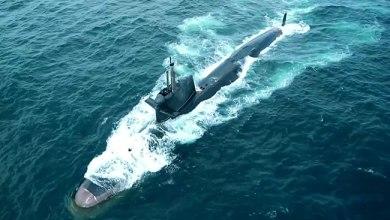 צוללת צי חיל הים ההודי - INS Kalvari