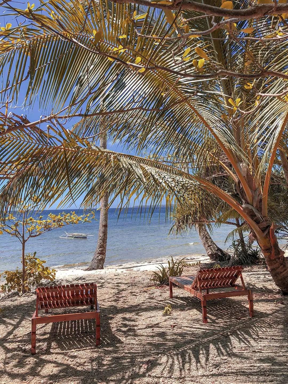 Caluya Island Divers Resort beach front