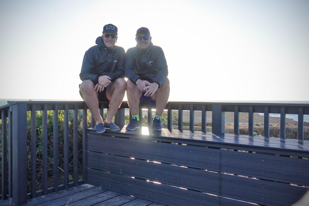 De to kompisene har vært i Australia sammen tidligere. Men denne gangen får de se langt mer av landet down under.