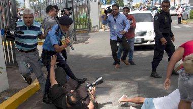 Periodismo bajo ataque en Nicaragua, represión y resistencia