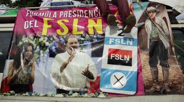 Los Ortega-Murillo se quedan sin promesas en campaña electoral