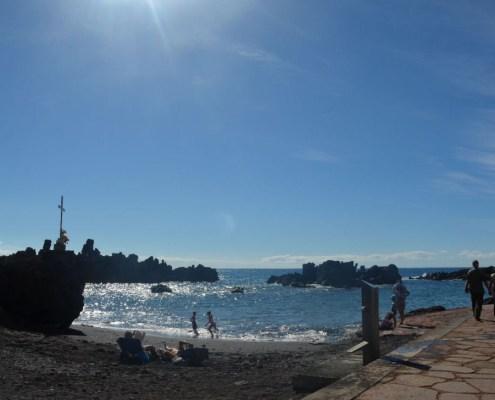 Beaches in Alcala