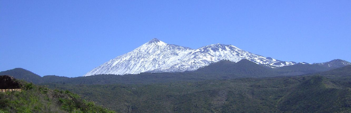 mountains in tenerife