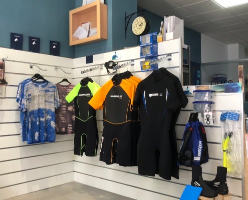 Diveria dive shop