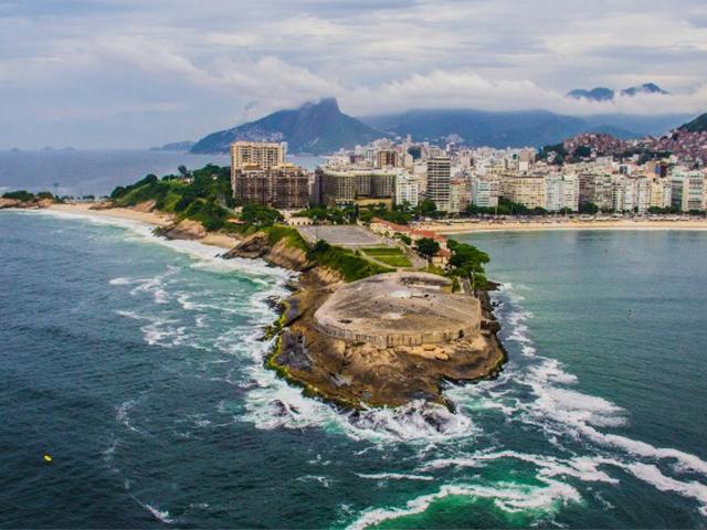 FORTE DE COPACABANA: HISTÓRIA, DIVERSÃO E NATUREZA