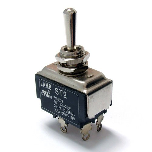 Switch 20a Dpdt Actuator