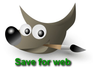 Save for web