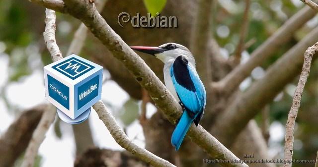 Actualizar VirtualBox en Debian