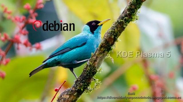 Colord-KDE en Debian