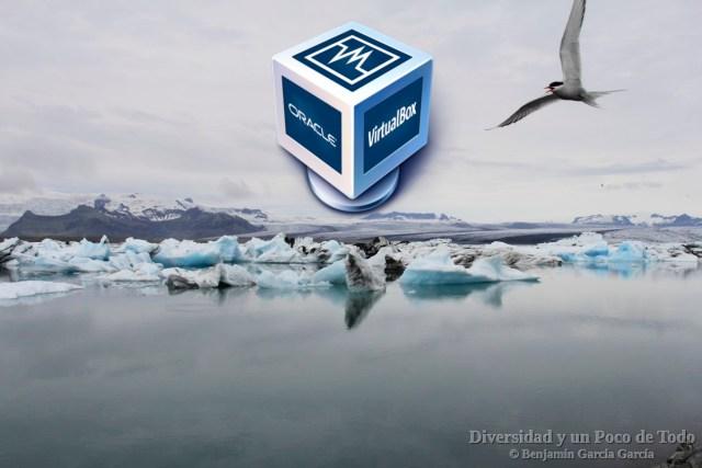 los componentes de virtualbox