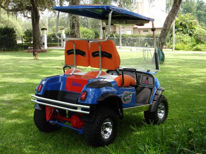 Utility Carts gator golf Cart