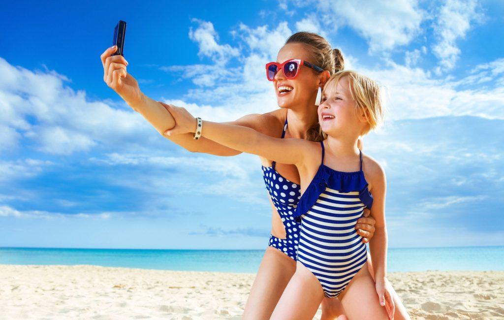 Mejora tus habilidades digitales y genera recuerdos preciosos para tus viajes y experiencias en familia