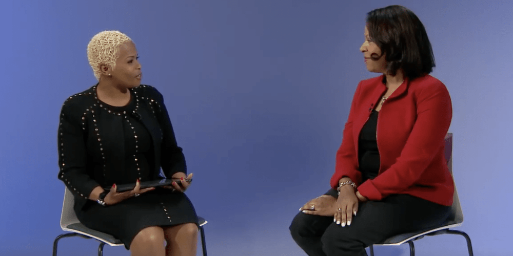 Toyota's Sandra Phillips Rogers Discusses Mentoring and Sponsorship