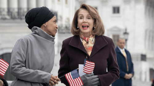 Rep. Nancy Pelosi Rep. Ilhan Omar anti-muslim