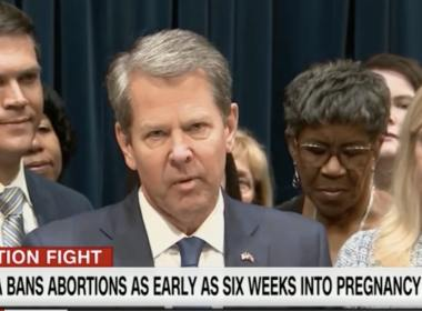 abortion, women, black women, georgia, Kemp, Abrams