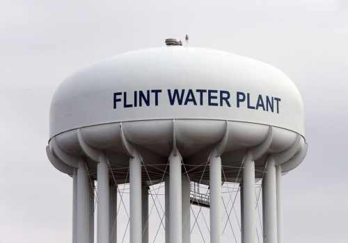 Flint water Michigan Flint prosecutors charges