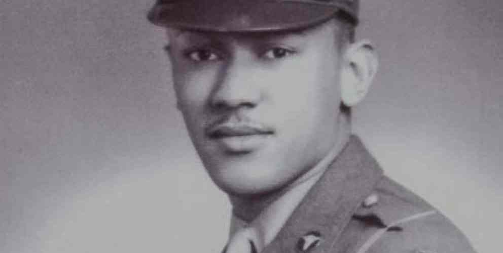 Black soldiers Waverly Woodson, Jr. D-Day Medal of Honor