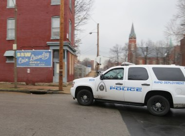 Taylor, St. Louis, police