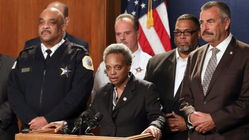 superintendent, police, Eddie Johnson, fired, Chicago Mayor, Lori Lightfoot