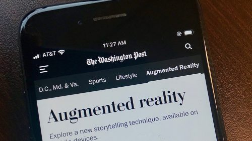 AR, augmented reality, post, At&T