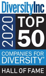 The 2020 DiversityInc Top 50 Companies for Diversity | Hall of Fame