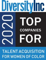 The 2020 DiversityInc Top Companies for Talent Acquisition for Women of Color