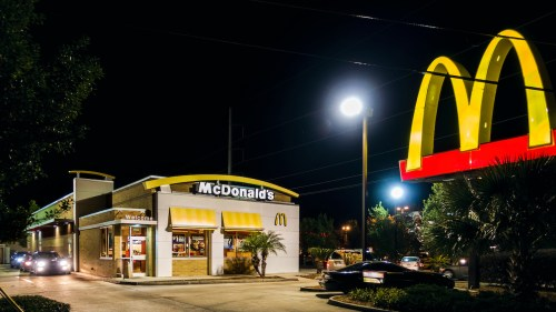 mcdonald's, washington