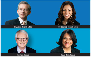 CEO Commitment to Diversity Roundtable: Clay Jones, Tom Voss, Joy Fitzgerald, Sharon Harvey