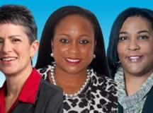 Patricia Lee, Lissiah Hundley, Dana Green
