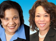 Theresa Harrison, Benita Thompson Byas