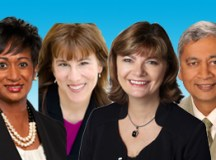 Melissa Harper, Lisa Gable, Bobbi Dangerfield, Sundar Subramaniam