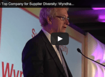 Stephen Holmes, Wyndham Worldwide