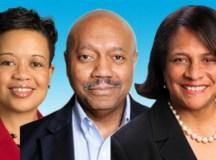 Joelle Murchison, Ralph de Chabert, Sharon Harvey Davis