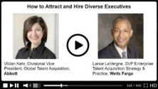 How to Attract and Hire Diverse Executives