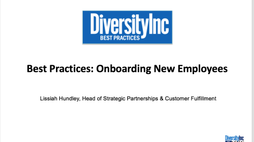 DiversityInc Best Practices - DiversityInc Best Practices is