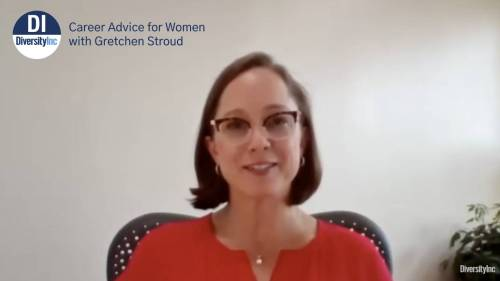 Video interview with Gretchen Stroud