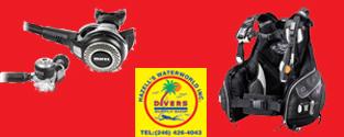 Scuba Diving Gear Maintenance at Hazell's Water World – Diver Supply Barbados