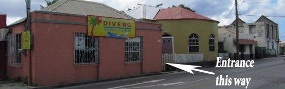 Diver Supply Barbados – Hazell's Water World - Shop front on Bay Street, Bridgetown, Barbados