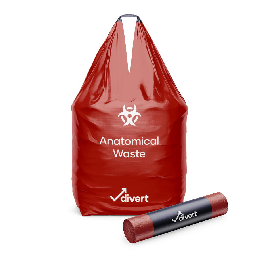 Clinical Anatomical waste bags