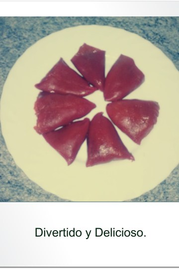 Pimientos rojos rellenos de morcilla