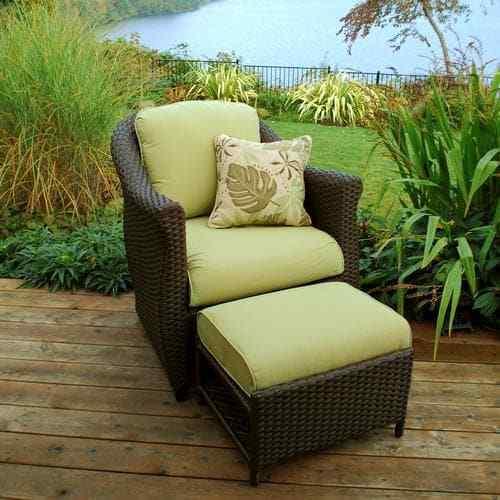10 patio furniture with hidden ottoman