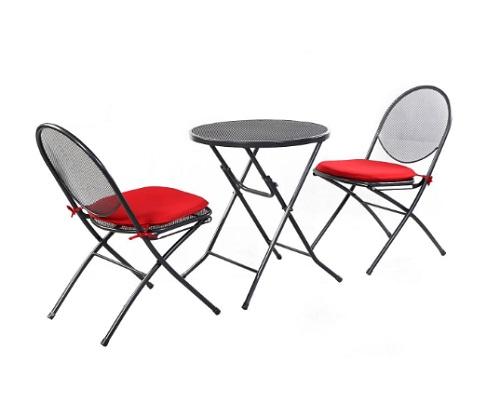 3 piece patio furniture set under