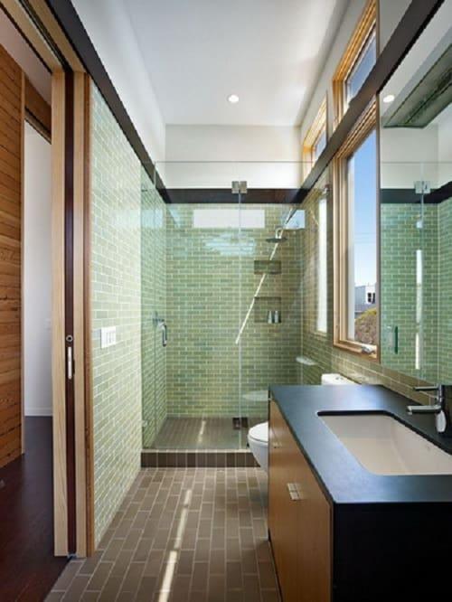 25 Most Brilliant Long Narrow Bathroom Ideas Thatll Drop Your Jaw