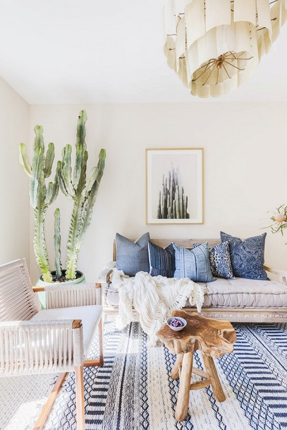 30 Most Eclectic Boho Living Room Decoration Ideas on A Budget on Boho Bedroom Ideas On A Budget  id=50506